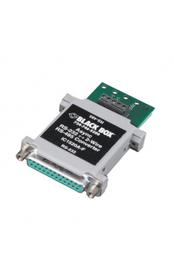 IC1520A-F - Async RS-232 to 2-Wire RS-485 Interface Bidirectio