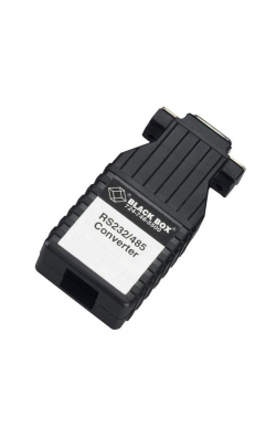 IC624A-F - Async RS-232 to RS-485 Interface Converter, DB9 Fe