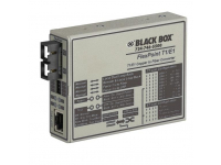 MT662A-MSC - FlexPoint T1/E1 to Fiber Line Driver, Multimode, 5