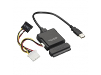 IC661A - USB 2.0 to IDE/SATA Combo Adapter