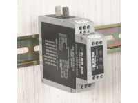 MED100A - DIN Rail RS-232/RS-485 to Fiber Driver