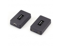 IC282A - USB 1.1 and 2.0 CAT5 Extender, 2-Port