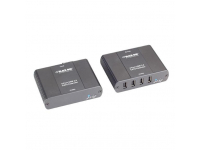 IC400A - USB Ultimate Extender over UTP - 4 Port
