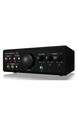 MONITOR2USB - High-End Speaker and Headphone Monitoring Controll