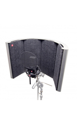 "RF SPACE - ""Specialized Portable Acoustic Control Environment"