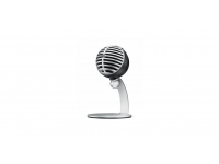MV5-LTG - MV5 Digital Condenser Microphone (Gray) USB & Li