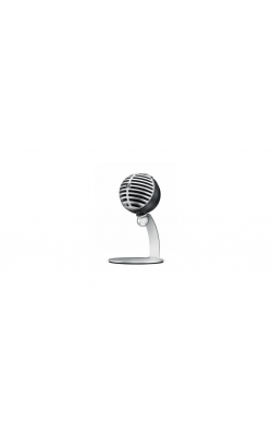 MV5/A-LTG - MV5 Digital Condenser Microphone (Gray) USB & Li