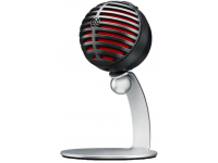 MV5-B-LTG - MV5 Digital Condenser Microphone (Black) USB & L