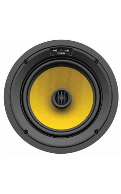 "T825CW - 8"" 125-Watt, 6ohm In-Wall/In-Ceiling Loudspeaker w"