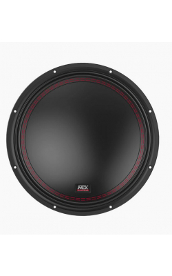 "5512-44 - 55 Series 12"" 400W RMS Dual 4ohm Subwoofer"