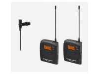 EW 112 G3-A1-US - SK100 G3 bodypack transmitter, ME2 omni lavalier a