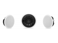 "AD-C6T-LP - 6.5"" Two-way low-profile ceiling speaker, 70/100v"