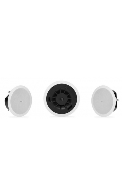 "AD-C4T-LP - 4.5"" Two-way low-profile ceiling speaker, 70/100v"