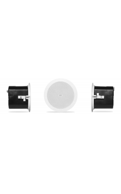 "AD-C4T-WH - 4.5"" Two-way ceiling speaker, 70/100v transformer"