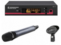 EW100-935G3-A1 - SKM100 G3 handheld transmitter with e935 cardioid