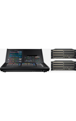 M5000C-22416 - 64x40 Digital Mixing System