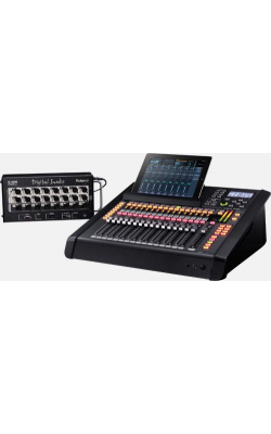 M200I-EXP - 40x22 Digital Mixing System (iPad not included)