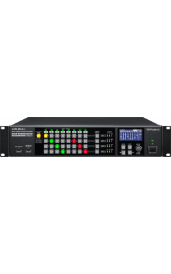 XS-84H - 8-in x 4-out Multi-Format AV Matrix Switcher