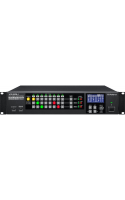 XS-83H - 8-in x 3-out Multi-Format AV Matrix Switcher