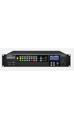 XS-82H - 8-in x 2-out Multi-Format AV Matrix Switcher