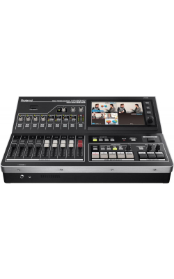 VR-50HD - A/V Mixer & Recorder