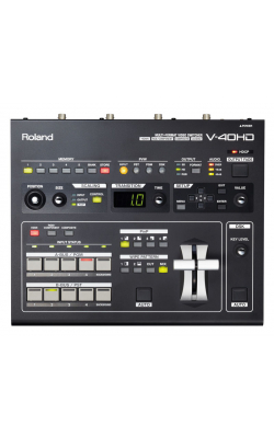 V-40HD - Multi-format Video Switcher