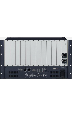S-4000S-MR - Modular Rack Unit with no inputs or outputs