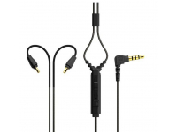 CABLE-MIC-M6PRO-BK - MEE CABLE-MIC-M6PRO-BK