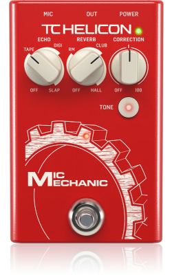 MIC MECHANIC 2 - TC HELICON MICMECHANIC2
