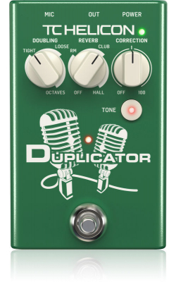 DUPLICATOR - TC HELICON DUPLICATOR