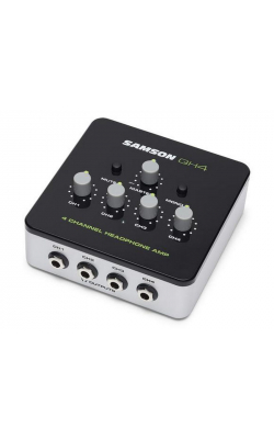 QH4 - 4-Channel Headphone Amplifier
