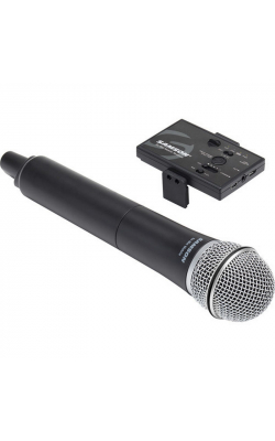 SWGMMSHHQ8 - Go Mic Mobile Digital Handheld Wireless System wit