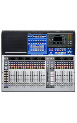 SLMAD24 - StudioLive© 24 Ser III - 32-Channel Digital Mixer