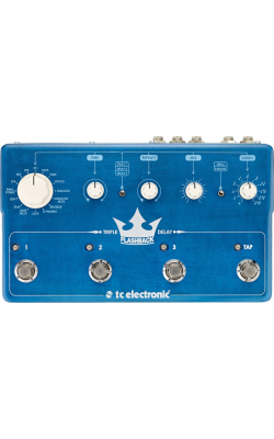 FLASHBACKTRIPLEDELAY - TC ELEC FLASHBACK TRIPLE DELAY