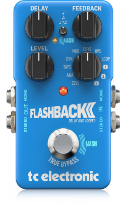 FLASHBACK2DELAY - TC ELEC Flashback 2 Delay