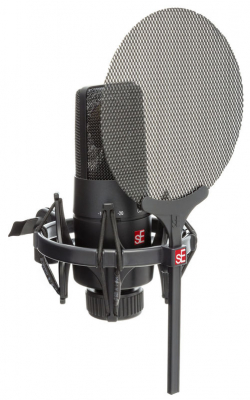 X1-S-VOCAL-PACK-U - X1S LDC microphone with shock
