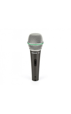 Q4 - Dynamic Supercardiod Handheld Mic with XLR cable,