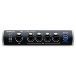 NEW Product - PreSonus' SW5E AVB switch supplies five AVB ports with secure Ethercon jacks for compatibility with both s...