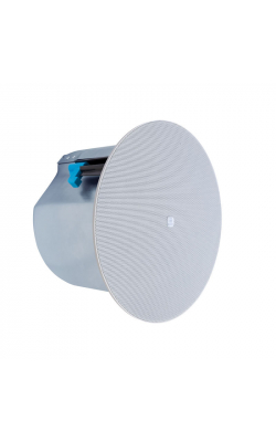 "CM60DTD - 6.5"" two-way, thin edge ceiling loudspeaker, with back can"