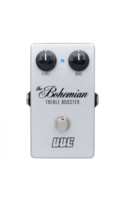 BOHEMIAN - Treble Boost Pedal