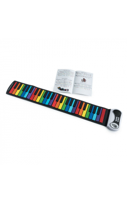 MUK-PN49CLR - Rock & Roll It Rainbow Piano