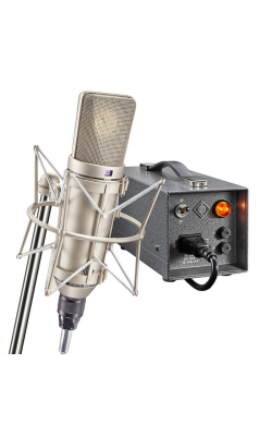 U 67 SET - Large-Diaphragm Tube Condenser Microphone