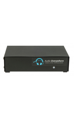 MX5-1 - Audio Everywhere 2 Channel Wi-Fi Server