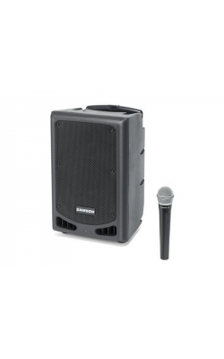 "EXPEDITION XP108W-11 - Portable PA - 8"" 200 watts with Bluetooth, Wi"