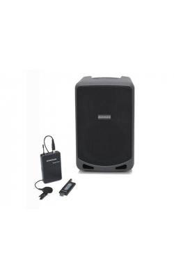 "XP106WLM - Portable PA - 6"" 100 watts with Bluetooth, Wi"