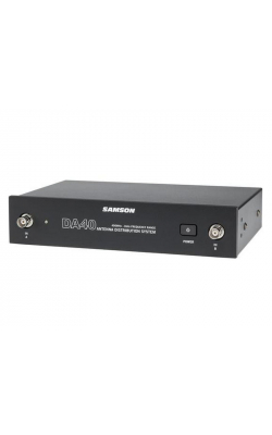 DA40 - Distribution Amplifier for Concert 99 470MHz TO 1G