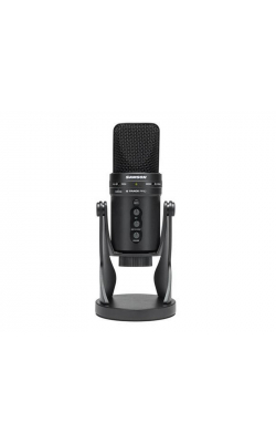 G TRACK PRO - USB 24-bit Studio Condenser Mic with Audio Interfa