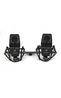 SE4400A-PAIR-U - Matched pair of sE4400as with mounting bar and sho