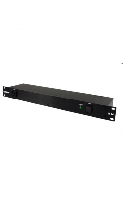 SA/RM/PDU - Rack Mounted Power Distribution Unit, 9 outlets