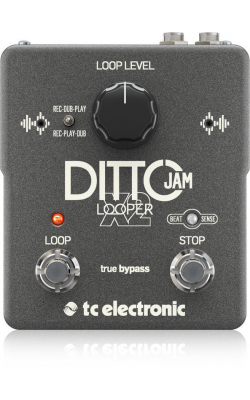 960841001 - TC ELEC DITTO JAM X2 LOOPER